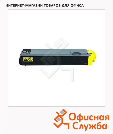 Тонер-картридж Kyocera Mita TK-8600Y, желтый