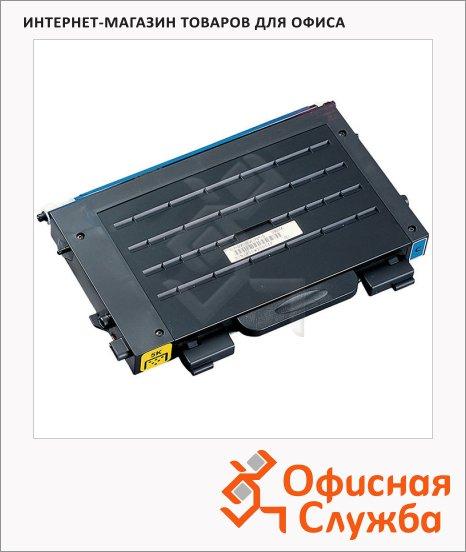 Тонер-картридж Samsung CLP-510D2C, голубой