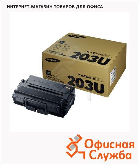 Тонер-картридж Samsung MLT-D203U, черный