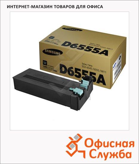 фото: Тонер-картридж Samsung SCX-D6555A черный