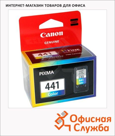 фото: Картридж струйный Canon CL-441 цветной