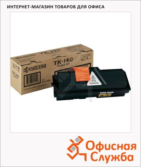 фото: Тонер-картридж Kyocera Mita TK-140 FS-1100/1100N черный