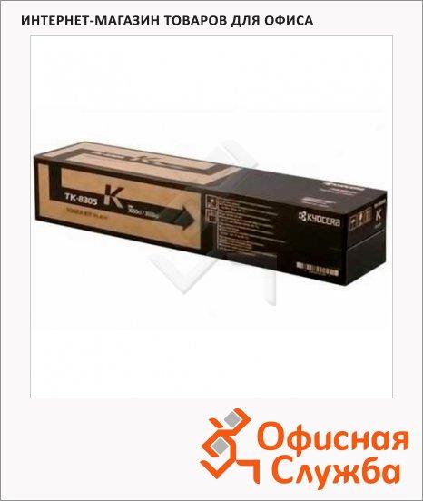 фото: Тонер-картридж Kyocera TK-8305C черный