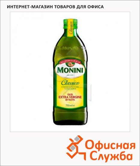 фото: Масло оливковое Monini Extra Virgin нерафинированное 750мл