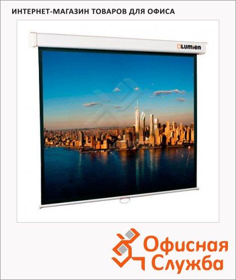 фото: Экран для проектора настенный Lumien 179х280см