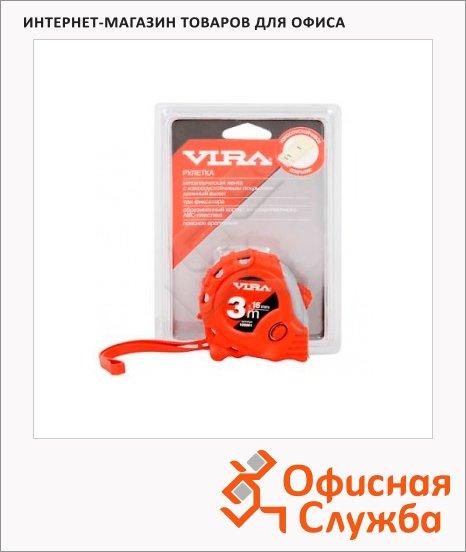 Рулетка Vira 3м х 16мм
