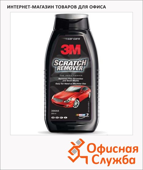 фото: Автополироль 3M Performance Finish 473мл 39030