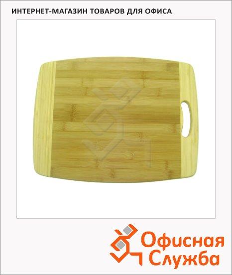 Доска разделочная Termico 39х30х1.8см, бамбук