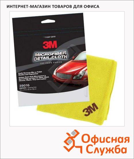 фото: Салфетка из микрофибры Microfiver Detail Cloth 32х36см 39016