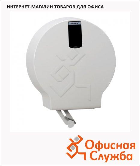 фото: Диспенсер для туалетной бумаги в рулонах Katrin Gigant L 953401 серый