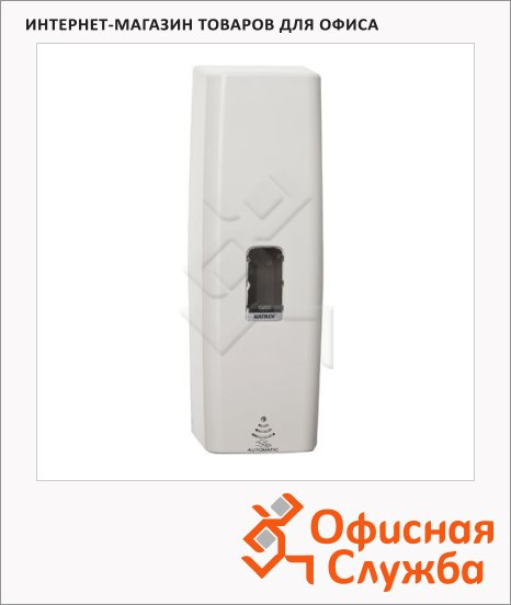 Диспенсер для мыла в картриджах Katrin Ease Foam Soap 95610, серый, 1л, сенсорный