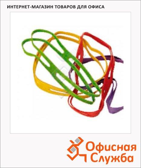 Резинки для денег Alco 150х11мм, 100г, разноцветные, 768/1 /811501