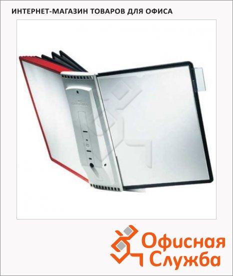 Демосистема настенная Durable Sherpa Wall Unit 10 панелей, А4, ассорти, 5631-00