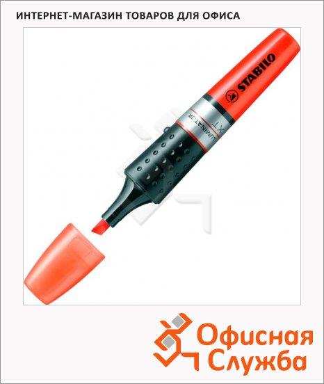 фото: Текстовыделитель Stabilo Luminator оранжевый 2-5мм, скошенный наконечник
