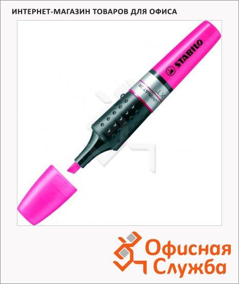 фото: Текстовыделитель Stabilo Luminator розовый 2-5мм, скошенный наконечник