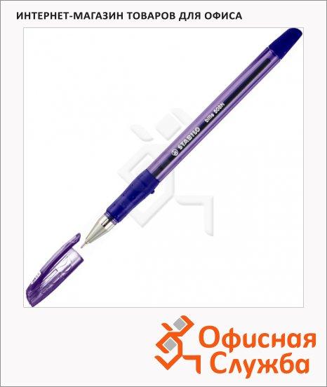 фото: Ручка шариковая Stabilo Bille 508NF синяя