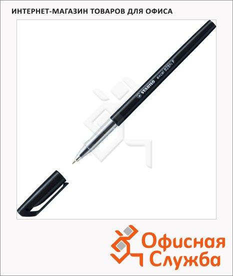 Ручка шариковая Stabilo Excel 828NF/46 черная, 0.38мм