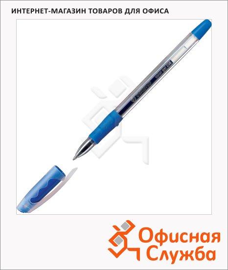 Ручка гелевая Stabilo color gel 208 E синяя, 0.5мм