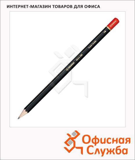 фото: Карандаш чернографитный Stabilo Exam Grade micro 288 HB