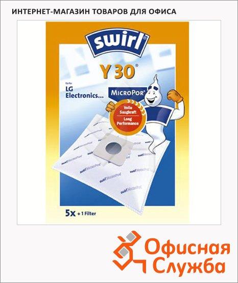 фото: Пылесборник для пылесосов Swirl Y 30 MicroPor 5 шт + воздушный фильтр