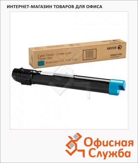 фото: Тонер-картридж Xerox 006R01464 голубой