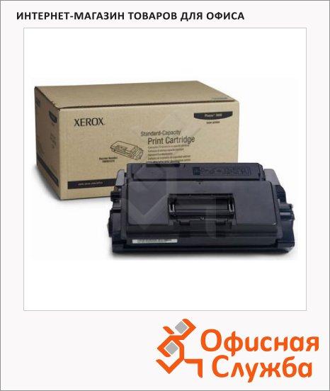 Тонер-картридж Xerox 106R01372, черный