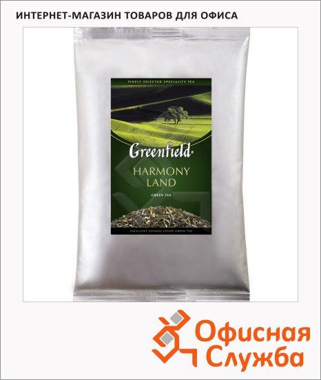 фото: Чай Greenfield Harmony Land (Хармони Лэнд) зеленый, листовой, 250 г