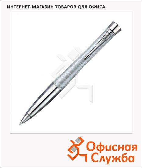 фото: Ручка шариковая Parker Urban Premium Vacumatic K206 М жемчужно-серебряно-голубой корпус, 1906870