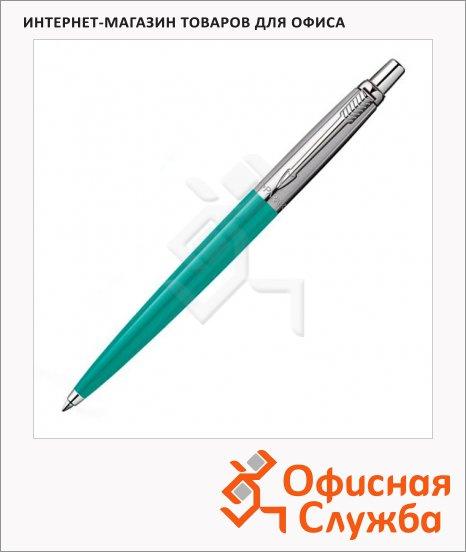 фото: Ручка шариковая Jotter Tactical K174 стержень M бирюзовый корпус