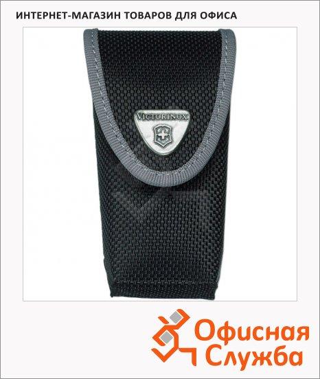 фото: Чехол Victorinox 4.0543.3 для ножа 91 мм 2-4 уровней, черный, нейлоновый