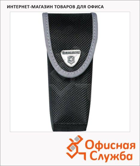 фото: Чехол Victorinox 4.0548.3 для ножа 111мм 4-6 уровней, черный, нейлоновый