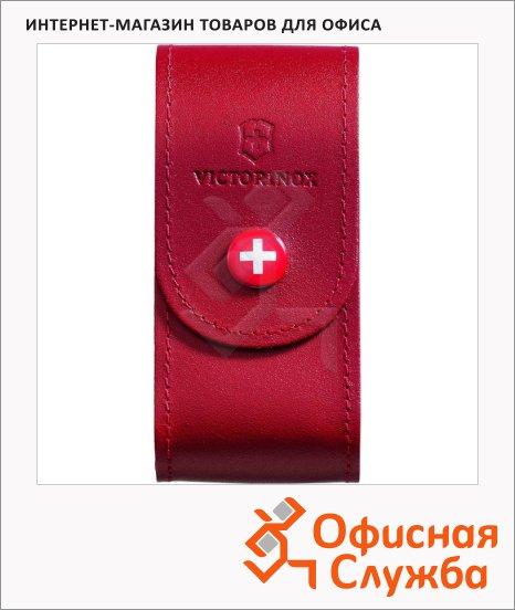 Чехол Victorinox красный, 91мм, 5-8 уровней, для ножей