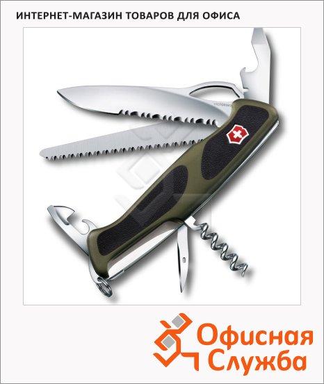��� ���������� 130�� Victorinox RangerGrip 179 0.9563.MWC4, 12 �������, 3 ������, ������-������