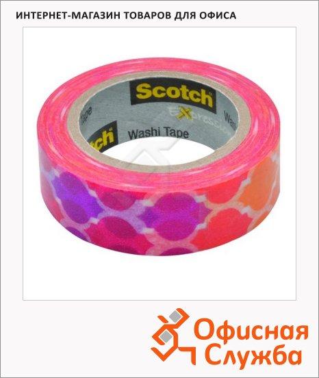 ������� ����� ������������ Scotch Washi 15�� �10�, �����