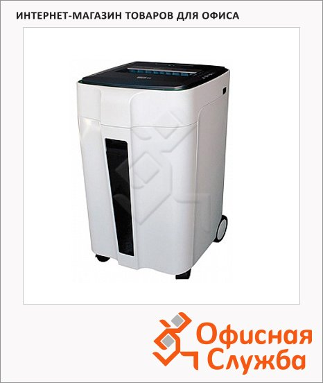фото: Персональный шредер Office Kit S240 1.9x10 15 листов, 40 литров, 4 уровень секретности