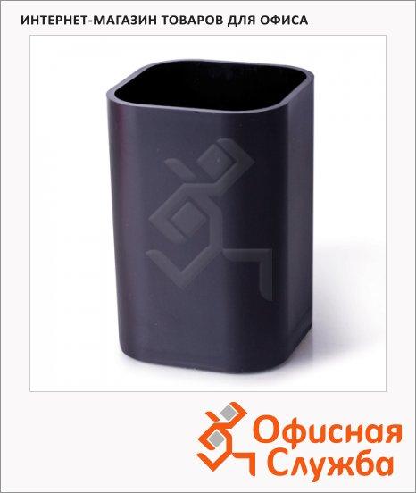 Подставка для ручек Uniplast 70х100мм, черная
