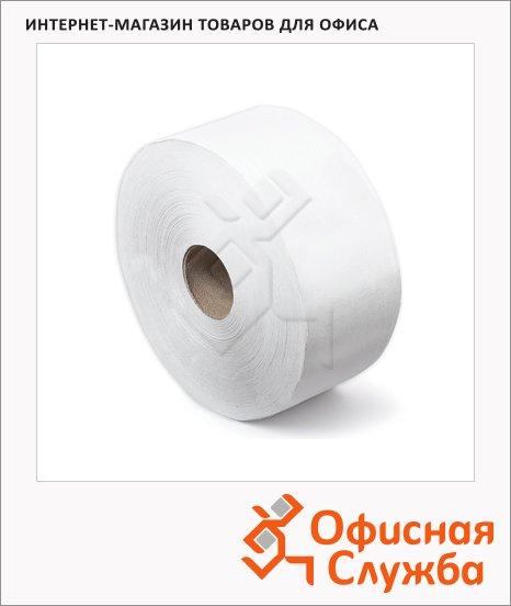 Туалетная бумага Лайма Эконом-Универсал 126091, в рулоне, белая, 480м, 1 слой, 6 рулонов