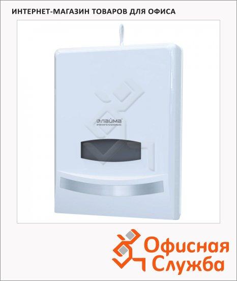Диспенсер для полотенец Лайма Professional 601425, белый