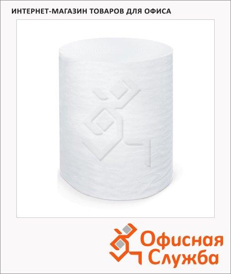 фото: Бумажные полотенца Лайма Классик 126098 в рулоне с центральной вытяжкой, белые, 165м, 1 слой, 6 рулонов