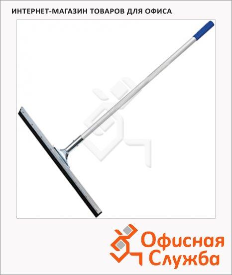 Сгон для пола Лайма Professional 60см, металлический, с рукояткой, 601516