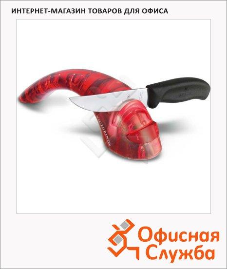 фото: Точилка для ножей Victorinox 7.8721 с керамическими дисками, красная