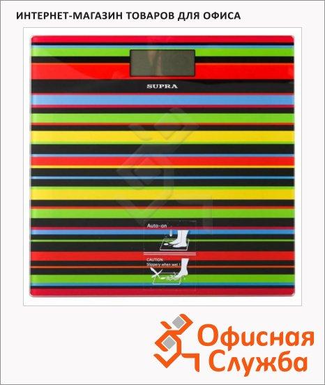 фото: Весы напольные BSS-2080 с рисунком до 150 кг, электронные