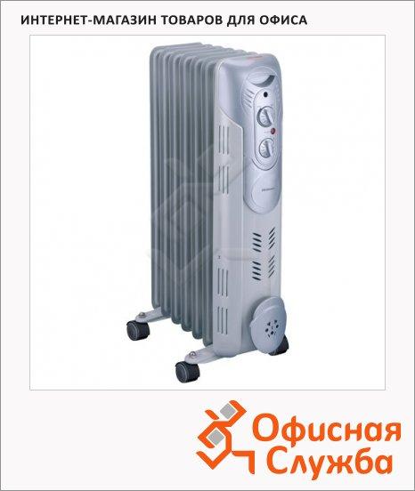 Радиатор масляный Rolsen ROH-D5 9 секций, белый, 2000 Вт