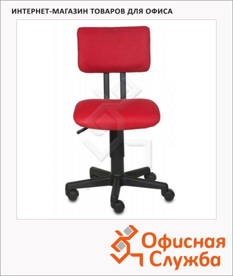 Кресло офисное Бюрократ CH-200NX ткань, TW, крестовина пластик, красная