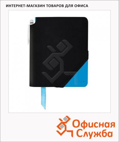 Записная книжка Cross Jot Zone Black & Orange Large А4, черно-голубая, AC273-3L