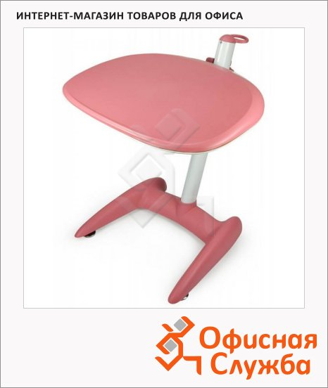 фото: Стол для ноутбука Бюрократ LT-009, розовый