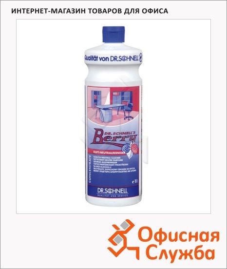 фото: Универсальное чистящее средство Dr.schnell Berry 1л для всех водостойких поверхностей, 30474
