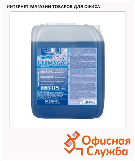 фото: Универсальное моющее средство Dr.schnell Unimagic 10л для любых водостойких поверхностей, 30387, 143410
