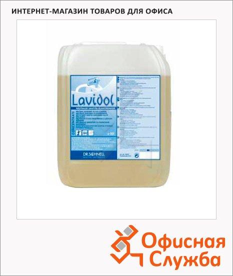 Универсальное чистящее средство Dr.Schnell Lavidol 10л, для водостойких поверхностей, 30038, 144155