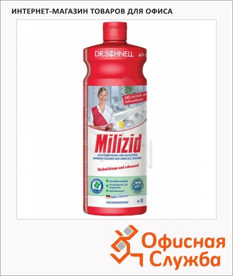 Чистящее средство Dr.Schnell Milizid 1л, для санитарных зон, 30004, 143387